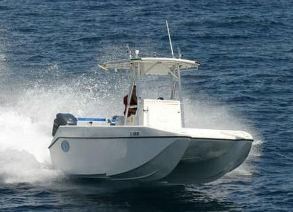 Manta Ray Power Catamaran Sister Ship