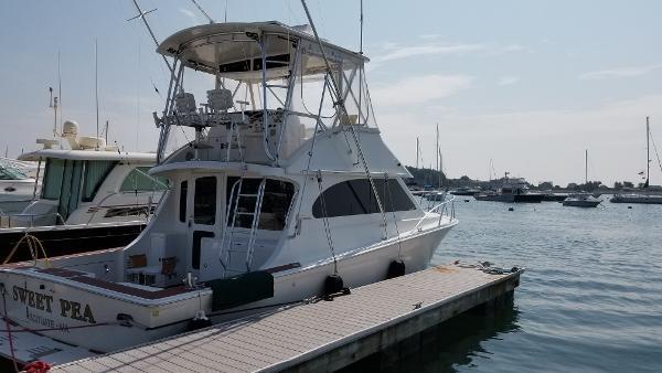 Egg Harbor 37 Convertible Sportfish Profile
