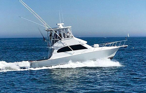 Egg Harbor 37 Convertible Sportfish
