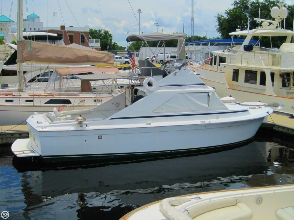 Chris-Craft Commander Sports Express 31 1968 Chris-Craft Commander Sports Express 31 for sale in Tampa, FL