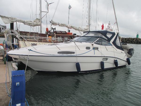 Sealine S28 Sports Cruiser Sealine 28