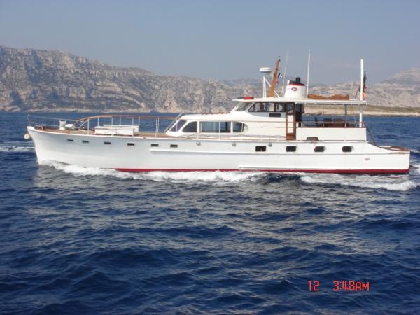 Wheeler Trawler classic