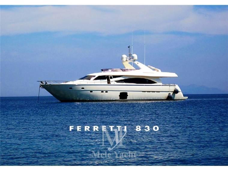 Ferretti Yachts Ferretti Yachts 830