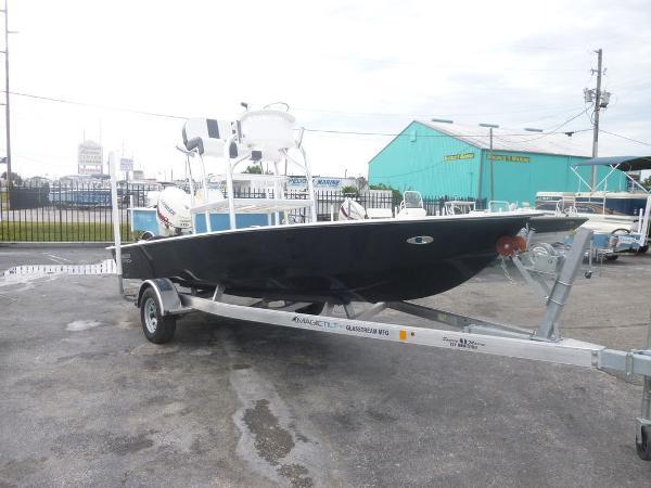 Stumpnocker Boats 184 Coastal CC