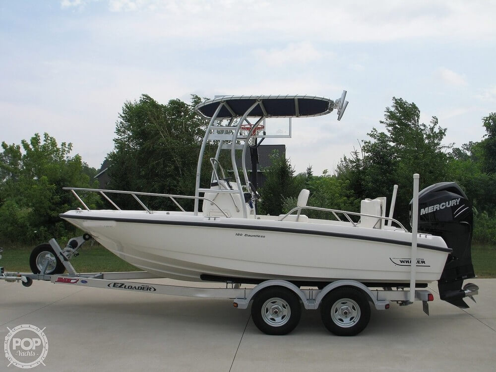 Boston Whaler 180 Dauntless 2012 Boston Whaler 180 Dauntless for sale in Holland, MI