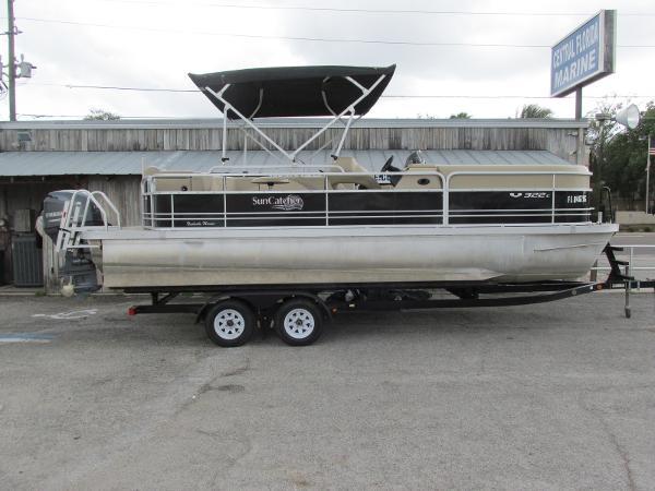 G3 Boats Suncatcher V322c