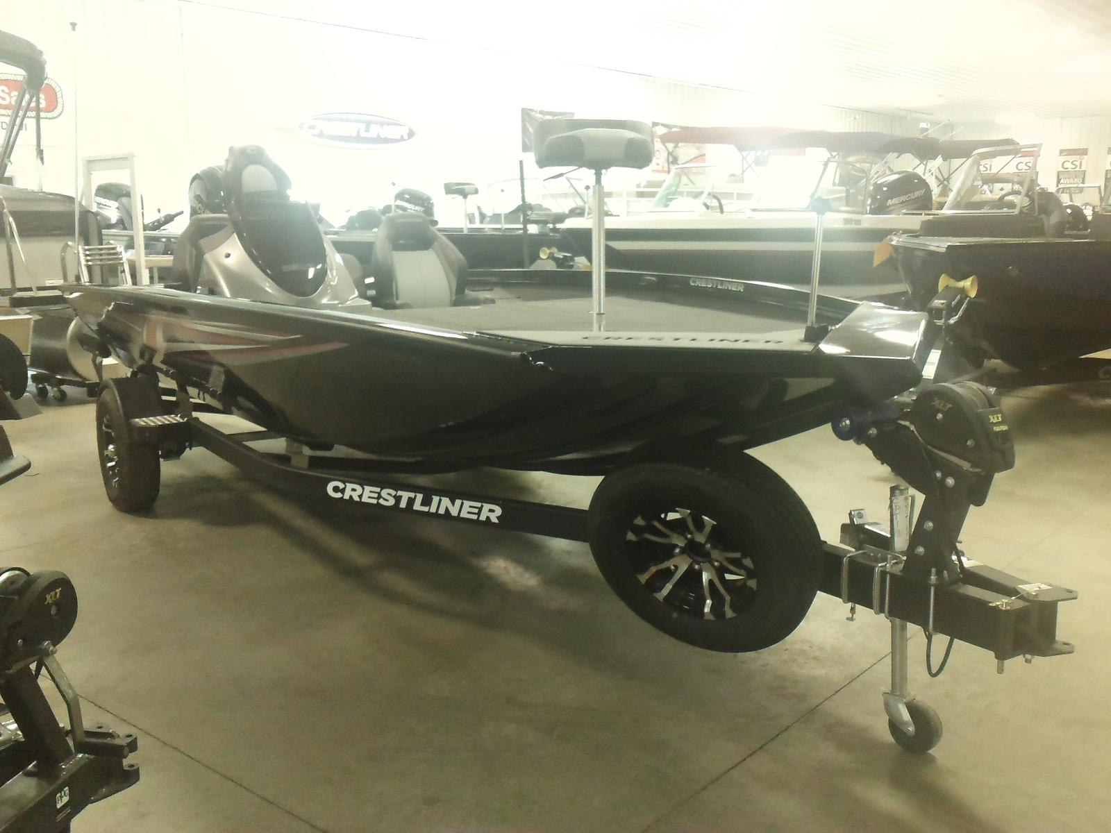 Crestliner 18 PRO TOURNAMENT