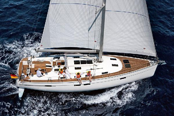Bavaria Cruiser 45 View From Above