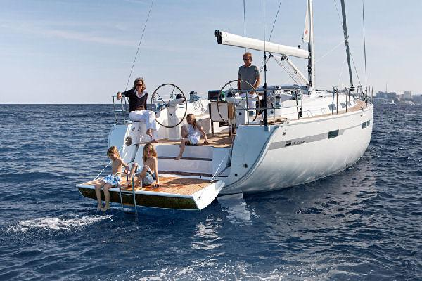 Bavaria 45 Cruiser Image Provided By Bavaria Yachts