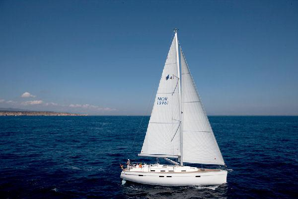 Bavaria Cruiser 45 Sailing