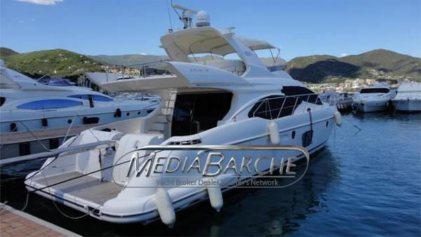 Azimut yachts AZIMUT 62 AFT