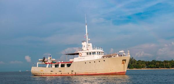 Custom 26m Expedition Trawler