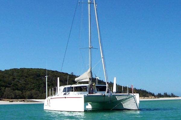 Custom Oram 44C Catamaran