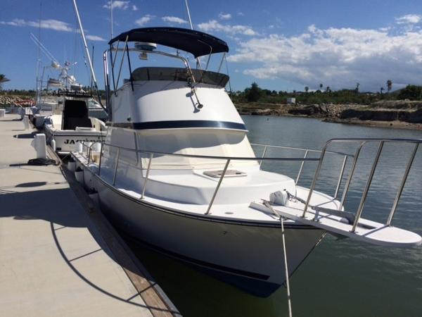Blackman Boats Billfisher 26/sf