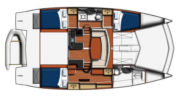 Moorings M393PC