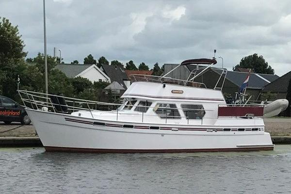 Motor Yacht Valk Fly 12.50