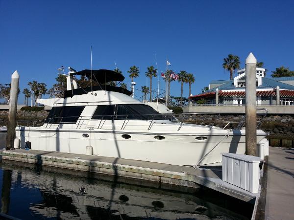"""Birchwood TS44 Flybridge/Pilothouse Motor Yacht 44' Birchwood """"Missy"""""""