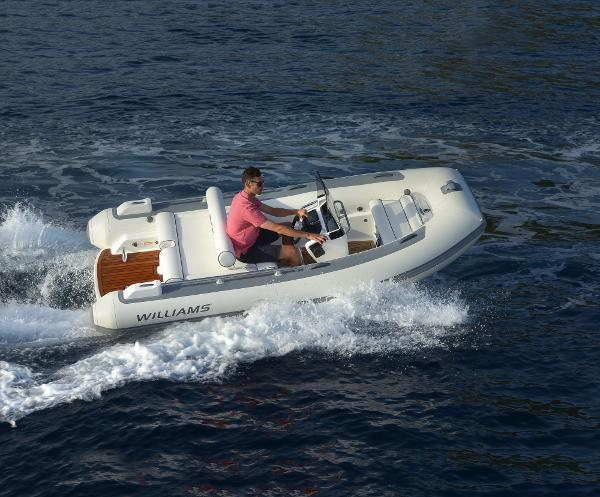 Williams Jet Tenders Sportjet 400 Williams Jet Tenders Sportjet 400