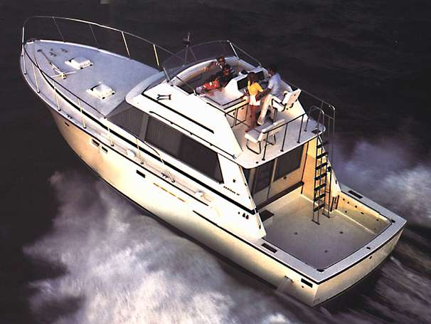 Bertram 42 Convertible Manufacturer Provided Image