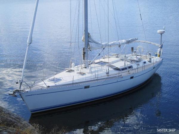 Beneteau Oceanis 500 BENETEAU - OCEANIS 500 - exteriors