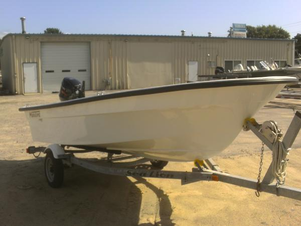 Maritime Skiff 14 Series