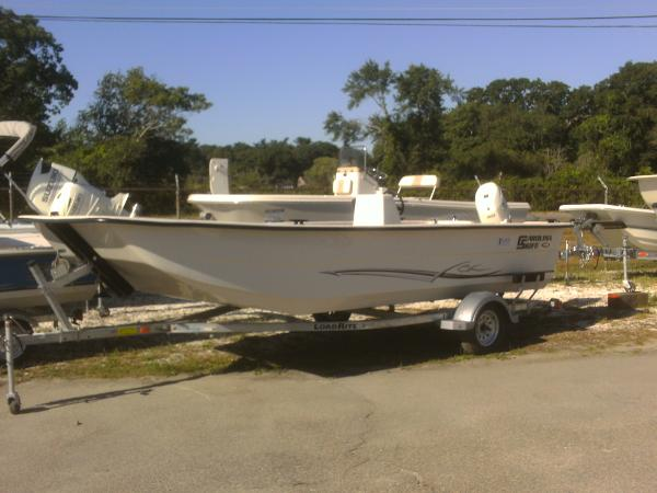 Carolina Skiff 1980 DLX Custom