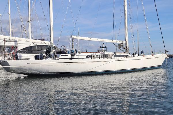 Frers 25m Ketch