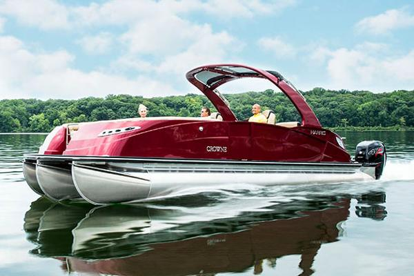 Harris Crowne SL 270 Twin Engine