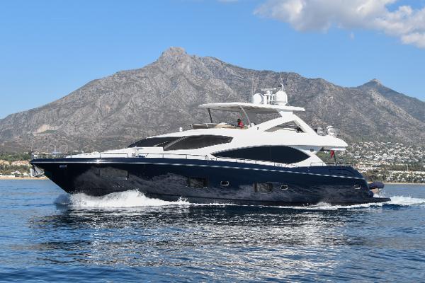 Sunseeker 88 Yacht Sunseeker 88 Yacht For Sale