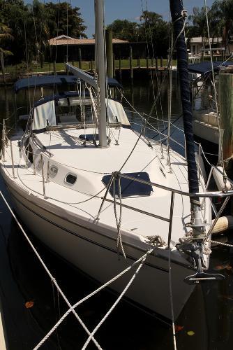 Catalina MK 2 34 Bow 3