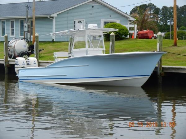 Outerbanks Boat Works Custom Carolina CENTER CONSOLE