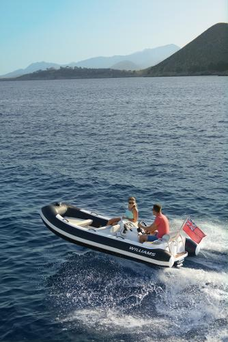 Williams Turbojet 385 Williams Jet Tenders Turbojet 385