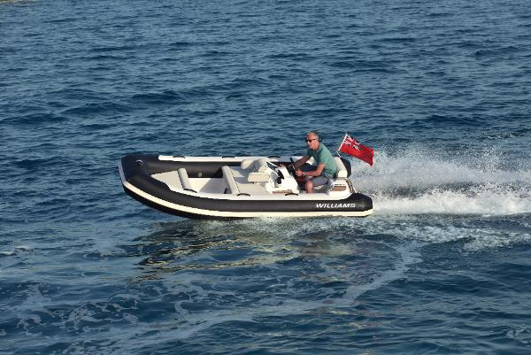 Williams Jet Tenders Turbojet 385 Williams Jet Tenders Turbojet 385