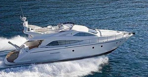 Aicon Yachts 54 fly (2011)