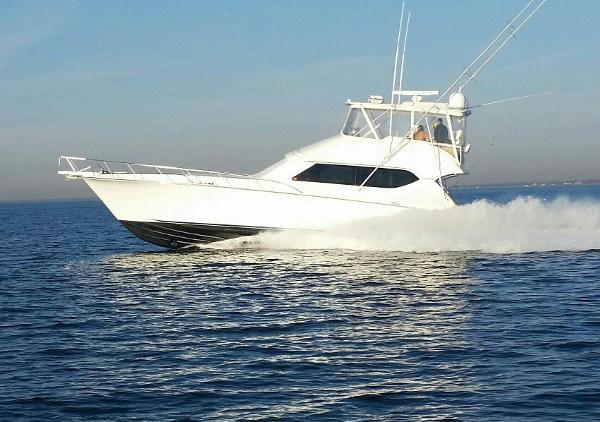 MIRAGE YACHTS / VIKING / BERTRAM / HATTERAS 61 Sportfish