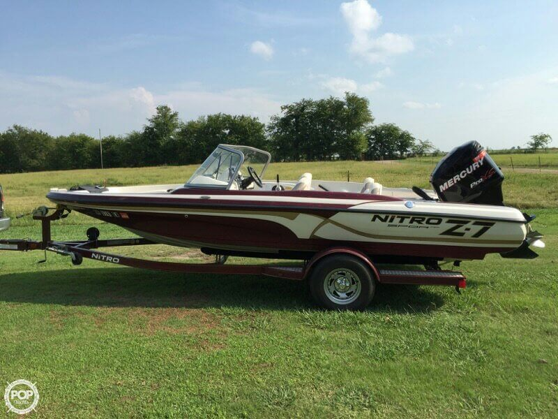 Nitro 19 Z-7 2011 Nitro 19 Z-7 for sale in Boynton, OK