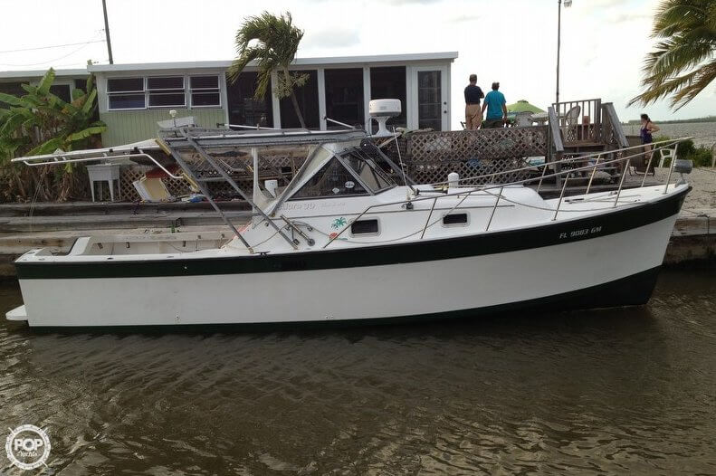 Luhrs 30 Alura 1987 Luhrs Alura 30 for sale in Big Pine Key, FL