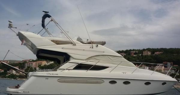 Fairline Phantom 38 / VAT PAID