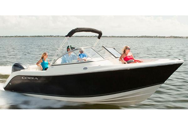 Cobia Boats 220 Dual Console Manufacturer Provided Image