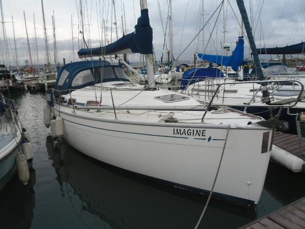 Bavaria 30 Cruiser Imagine - Bavaria 30