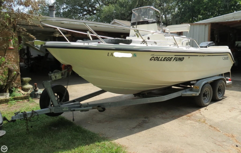Boston Whaler Outrage 18 2000 Boston Whaler 18 Outrage for sale in Houma, LA
