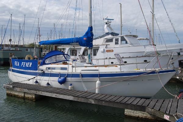 """Moody 33 MK II Moody 33 Mk II """"Sea Fever"""""""