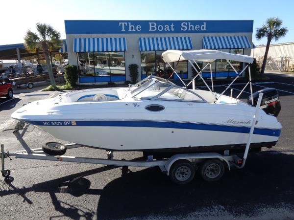 Ski and fish mariah boats for sale for Fish and ski boats for sale