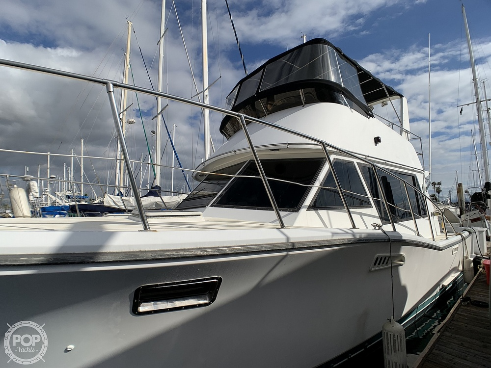 Symbol Yachts 44 G.T. Sportsman 1983 Symbol 44 G.T. Sportsman for sale in Wilmington, CA