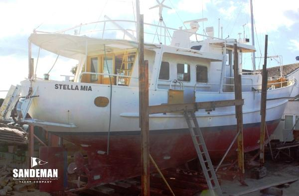 Custom Cammenga North Sea Class Motor Yacht