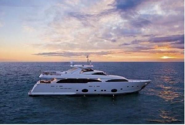Ferretti Custom Line 112 Motor Yacht Ferretti Custom Line 112 Sister Boat