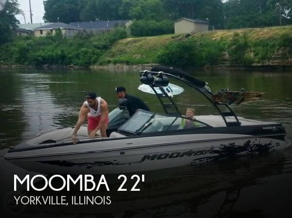 Moomba 21 Mobius LSV 2013 Moomba 21 Mobius LSV for sale in Yorkville, IL