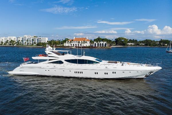 Mangusta 165 Motor Yacht Miss Moneypenny V