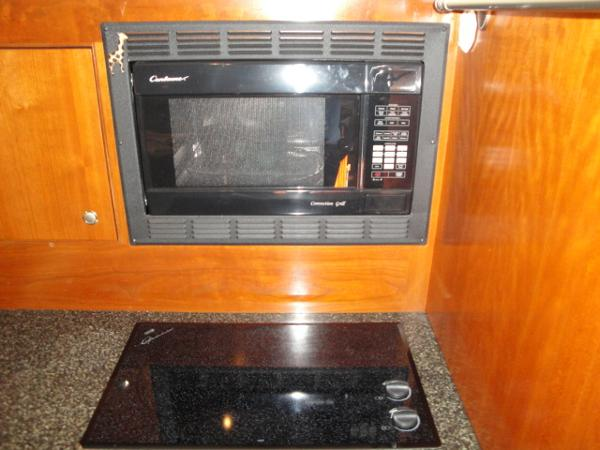 CONVECTION OVEN & COOK TOP