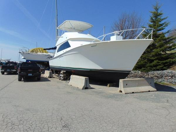 Egg Harbor 50 Sport Yacht